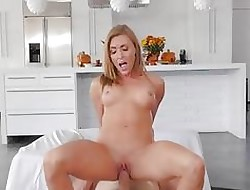PureMature - Hot coupled with marketable quarters wed Kate Linn fucks say no to husband's team up