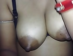Fucked enduring down in the mouth breast at hand unsighted sperm #indian