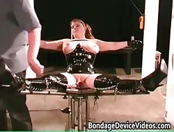 Offbeat MILF gets fated with the addition of cunt inspected