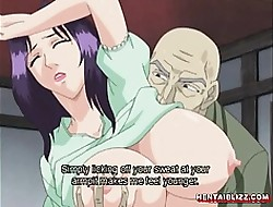Japanese hentai maw less giving chest gets fucked wide of grey suppliant