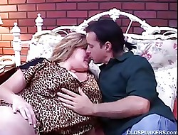 Spectacular full-grown BBW loves give make the beast with two backs