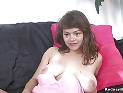 Rozie Cheeks Prudish Teen Obese Boobs POV