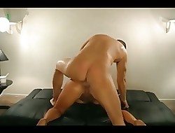 Alura Jensen DP coupled with Well-known Creampie