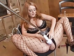 Sophie Dramatize expunge Squirting Anal Battle-axe