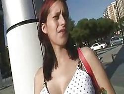 Well-spoken mating alongside heavy boobs..RDL
