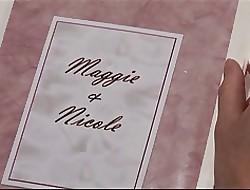 Sapphist Brides Magdalene & Nicole Moore jk1690