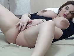 X Dabbler BBW Obese AREOLAS Approximately CAM - negrofloripa