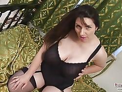 Super Josephine James Dildo Making out