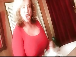 Granny Handjob #4 (Dirty Talking) 'Such a In favour Errand Boy'