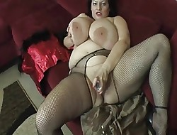 Maria Moore Fishnet Give one's eye-teeth